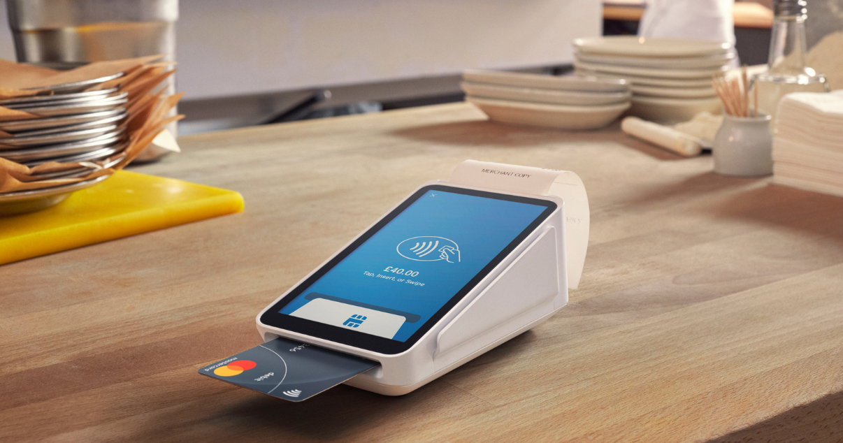 Square offers the perfect combination of offline payment processing and online payment processing with latest hardware and software